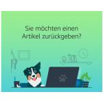Amazon.de: Rückgaberecht bis zum 31. Jänner 2018 verlängert