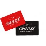 Die neue Cineplexx Bonus Card für alle die mehr wollen