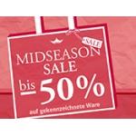 Palmers.at – Midseason Sale bis -50% und andere Aktionen