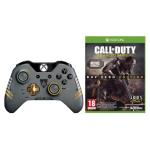 Microsoft Xbox One Wireless Controller CoD Limited Edition + Call Of Duty Advanced Warfare für Xbox One inkl. Versand um 77€ statt 119,98€