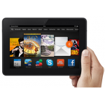 Kindle Fire HDX 7″ Tablet in allen Version mit 130€ Rabatt – 16GB WiFi Version um 99€ statt 229€