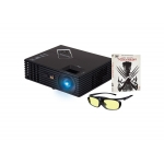 Viewsonic PJD7820HD-UK 1080p Full HD DLP Beamer inkl. 3D Brille und Wolverine 3D Blu-ray um ca. 470€ bei Amazon.co.uk