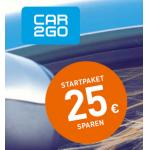Car2Go: Jetzt mit Promotioncode um 29€ – 115 Fahrminuten + Anmeldung
