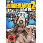 Cyber Monday: Borderlands 2 – Game of the Year Edition (mit 9 DLC's) um 8,97€