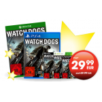 Watch Dogs um 29,99€ bei Gamestop im Adventkalender am 1.12.2014
