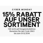 H&M Online: -30% auf ausgewählte Sportmode – nur heute!