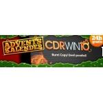 CDRWIN 10 gratis im heise.de Adventskalender