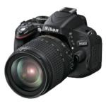 Nikon D5100 mit Objektiv AF-S VR DX 18-105mm um 444€