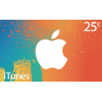 iTunes 25€ Karte um 20€ bei Libro (bis 6.12) & Müller bis 9.12.2014