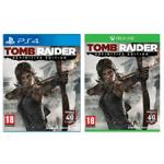 Tomb Raider: Definitive Edition um 29,99€ für PS/XboxOne bei GamesOnly
