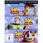 Toy Story Blu-ray Box (Teil 1-3) inkl. Versand um 19,97€