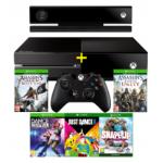 Xbox One Kinect Bundle + 5 Spiele inkl. Versand um 488€