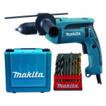 Makita HP1641K Schlagbohrmaschine im Koffer inkl. Versand um 39,90€
