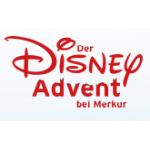 Eine von 6 Disney DVDs Gratis ab 50€ Einkauf bei Merkur