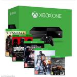 XboxOne Bundle mit 5 Spielen um 414€ inkl. Versand auf ebay