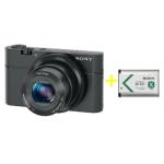 Sony DSC-RX 100 Digitalkamera + 2. Akku um 355€