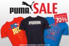 Puma Sale, bis zu -70% auf T-Shirts, Schuhe, Socken und co @MandMDirect