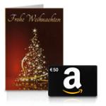 10€ Amazon Gutschein geschenkt