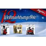 PSN Weihnachtskalender – Games im Angebot von 15. – 17.12.2014