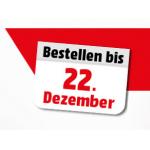 Media Markt: Garantierte Weihnachtslieferung bis 22. Dezember