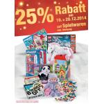 Metro: -25% auf Spielwaren (z.B. Lego) inkl. Werbung am 19. & 20.12