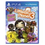 Little Big Planet 3 – Extras Edition für PS4 inkl. Versand um 39,97€