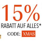 Douglas.at: -15% Rabatt auf alles + garantierte Lieferung bis Weihnachten