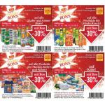 Billa Super Neujahr Bons und andere Angebote bis 31.12.2014