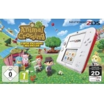 Nintendo 2DS (weiß+rot) Animal Crossing Bundle um 82,31€