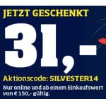 31€ Gutschein ab 150€ Bestellwert bei Möbelix.at