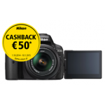 Nikon D5300 mit 18-55 mm VR II Objektiv um 449€ – Neuer Bestpreis!