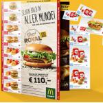McDonalds Österreich Gutscheine gültig bis 12. April 2015