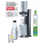 SodaStream Crystal Trinkwassersprudler um 79€