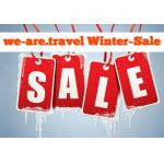 Winter-Sale bei we-are.travel – einige Urlaubsgutscheine ab 42€