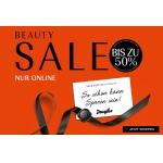 Douglas Beauty Sale – bis zu 50% Rabatt (nur online)