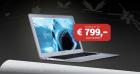 Apple MacBook Air 11″ um 799€ @McShark