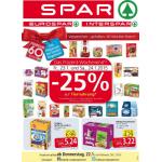 Neue Sortimentsaktionen (z.B.: -25% auf Tiernahrung bei Spar)