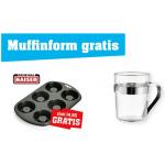 2x WMF Teeglas + Kaiser 6er Muffinform inkl. Versand um 15,98€