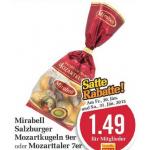 neue Cashback Kombinationen – Mirabell Mozartkugeln mit Gewinn!