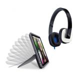 Logitech AnyAngle für iPad Mini + UE4000 Kopfhörer um 54,99€