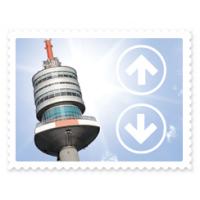 Donauturm: 2-Gang Menü + Getränk + Liftfahrt um 18,50 Euro pro Person