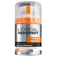 L'Oréal Paris Men Expert Hydra Energy Feuchtigkeitspflege Anti-Müdigkeit 50 ml inkl. Versand um 2,77€ bei Amazon.de