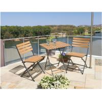 Möbelix: Günstige Gartenmöbel z.B. 3 tlg. Balkonset Greemotion Mesa mit Gutschein um 44€ inkl. Versand