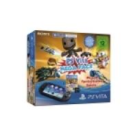Amazon: PlayStation Vita Wi-Fi Mega Pack 1 inkl. 10 Spielen und 8GB Speicherkarte um 111 €