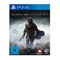 Games Aktion z.B. Mittelerde: Mordors Schatten [PS4] um 37,97€