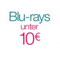 DVD & Blu-ray Aktionen bei Amazon z.B. Blu-rays unter 10€