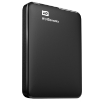 Amazon: WD Elements Portable 2,5″ ext. Festplatte 500GB um 39,90 €