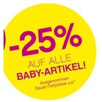Baby Days bei BIPA – 25% auf alle Baby Produkte – bis 9.12.2015