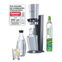 Saturn Tagesdeals – SodaStream Crystal Trinkwassersprudler um 79,99€