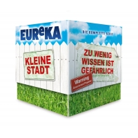 Eureka – Die geheime Stadt – Gesamtbox um 29,97€ bei Amazon.de